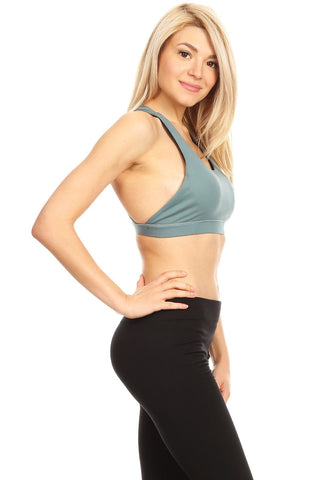 Women's Ultra Soft Sports Bra - Outdoor Sports Store - Eaglesong Outdoor Retailer