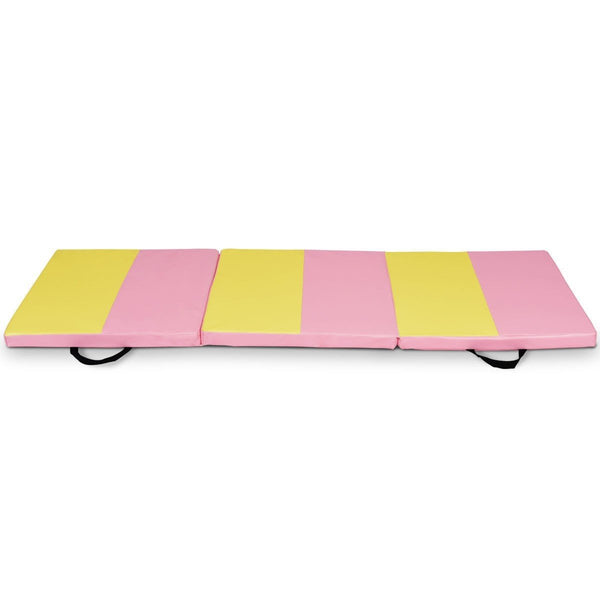 6' x 2' Folding Fitness Exercise Carry Gymnastics Mat - Outdoor Sports Store - Eaglesong Outdoor Retailer
