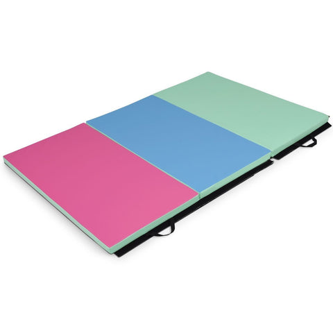 4' x 6' x 2' Portable PU Exercise Aerobics Gymnastic Mat - Outdoor Sports Store - Eaglesong Outdoor Retailer
