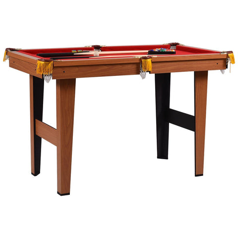 "48"" Mini Table Top Pool Table Game Billiard Set - Outdoor Sports Store - Eaglesong Outdoor Retailer"