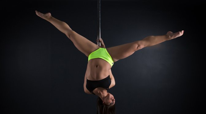Passion Profile: A Stranger Convinced Me To Pole Dance