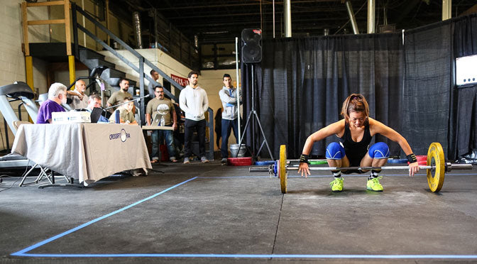 Passion Profile: A Babe Who Started A Barbell Community