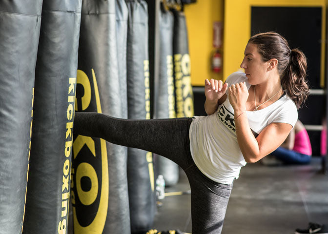 Passion Profile: Kicking and Punching with Passion.
