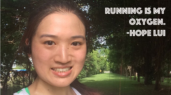 Passion Profile: Running Is My Oxygen