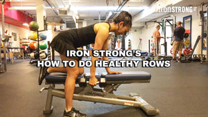 How to do healthy rows