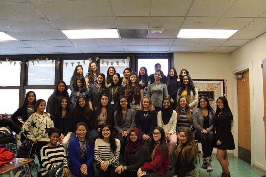 Girl Up: Empowering Girls One Meeting At A Time