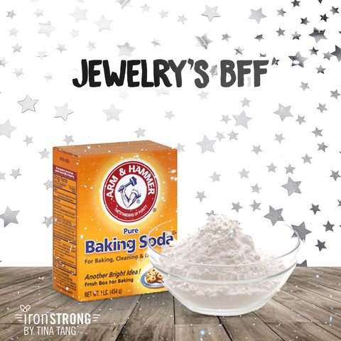 Iron Strong's How To Clean Silver Jewelry