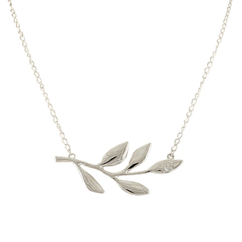 ReLeaf Necklace by Tina Tang