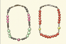 Jewelry 101 Class: String Your Own Beaded Necklace