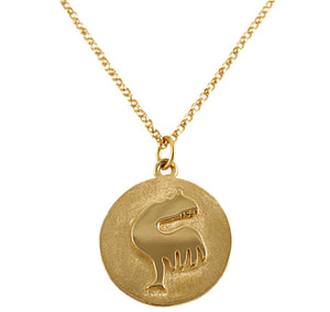 14kt Gold Chinese Zodiac Necklaces