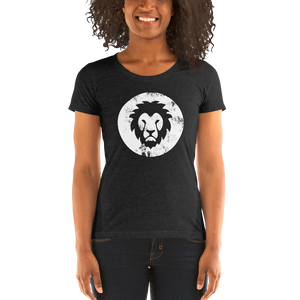 Women's MaxFit Lion's Head Tee