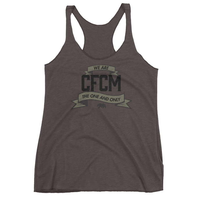 Women's One and Only Racerback Tank