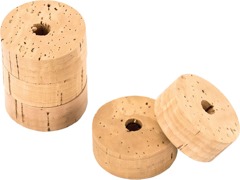 Cork Rings Natural Disk