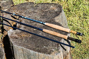 Rainshadow RX6 2pc Fly Rod  Blanks