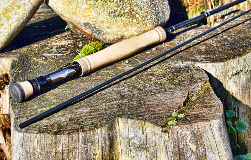 Rainshadow Revelation 2pc Fly Rod  Blanks