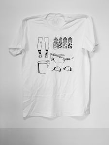 Cycling Essentials Tee
