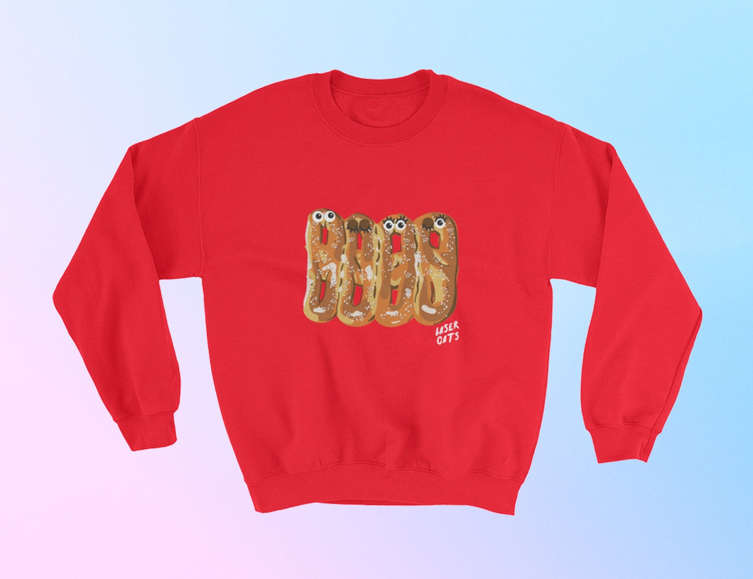 Pretzel City Pride Sweatshirt