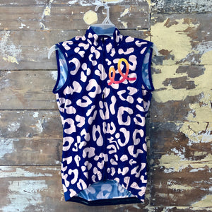 Seeing Spots Wind Vest