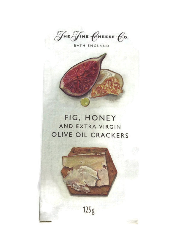 The Fine Cheese Co. Crackers
