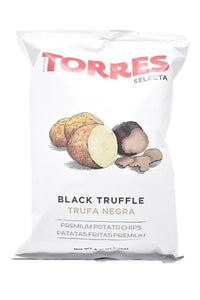 Torres Black Truffle Chips