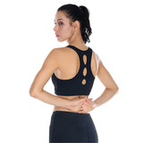 Fitness Bras Shockproof Runs Women Sexy Hollow - CLEVERFITS