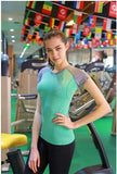 T-shirt Gym Workout Tees Summer Fitness - CLEVERFITS