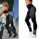 Sports Wear Noctilucent Bodybuilding Yuga Leggins - CLEVERFITS