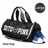 Professional Fitness Shoulder Gym Bag - CLEVERFITS