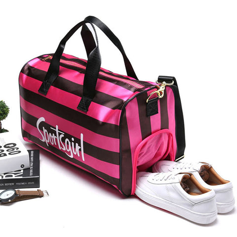 Women Fitness Yoga Duffle Bag Sport - CLEVERFITS