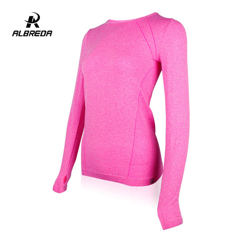 Fitness Running Top For Women Solid Long - CLEVERFITS