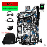 Multifunctional Portable Sports Crossbody Bag - CLEVERFITS