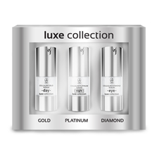 "Омолаживающие сыворотки Ламбре Luxe Collection ""Cellular Gold Serum Day, Cellular Platinum Serum Night, Cellular Diamond Serum Eye"""
