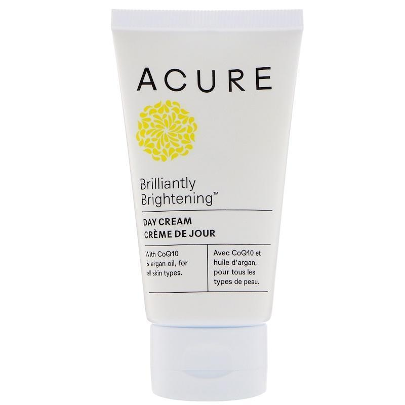 Acure Organics Brilliantly Brightening Day Cream - 1.75 Fl Oz.