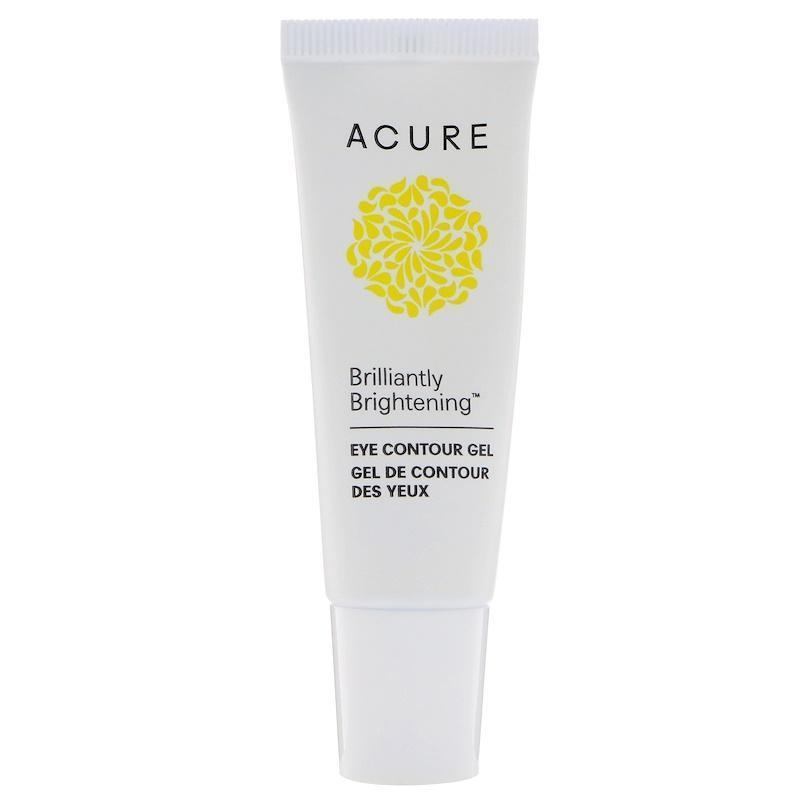 Acure Organics Brilliantly Brightening Eye Contour Gel - .5 Fl Oz