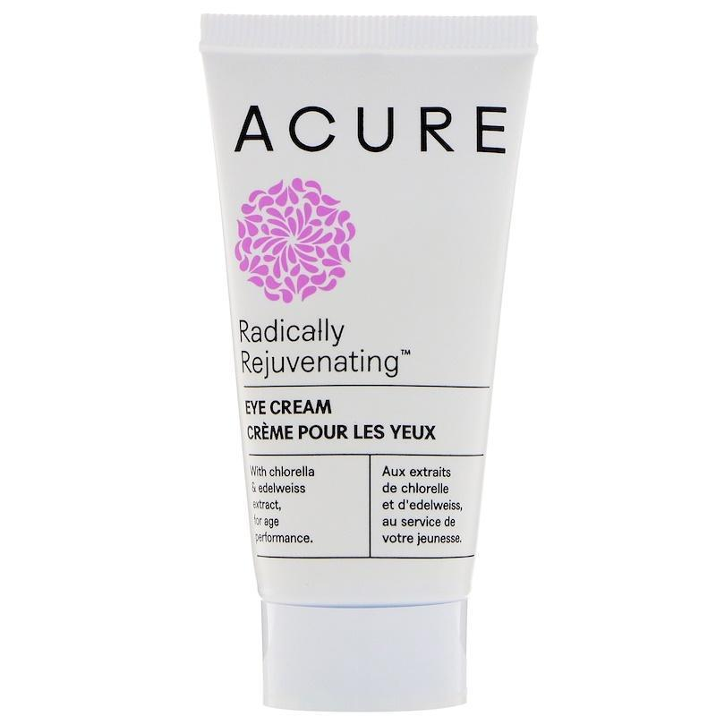 Acure Organics Radically Rejuvenating Eye Cream - 1 Fl Oz.