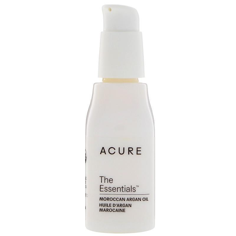 Acure Organics The Essentials Moroccan Argan Oil - 1 Fl Oz