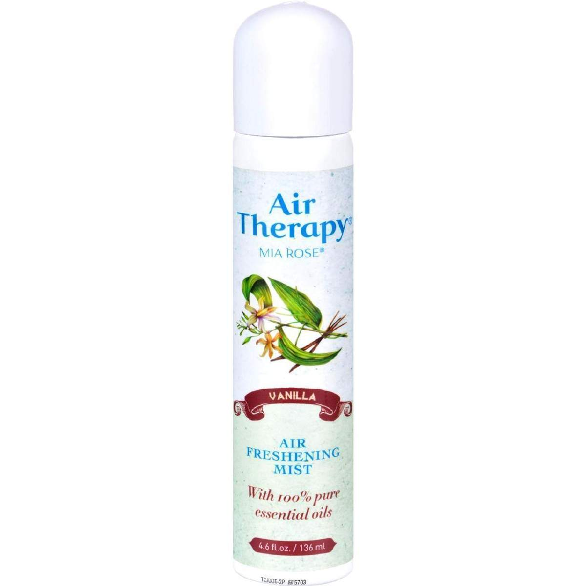 Air Therapy Natural Purifying Mist Vibrant Vanilla - 4.6 Fl Oz