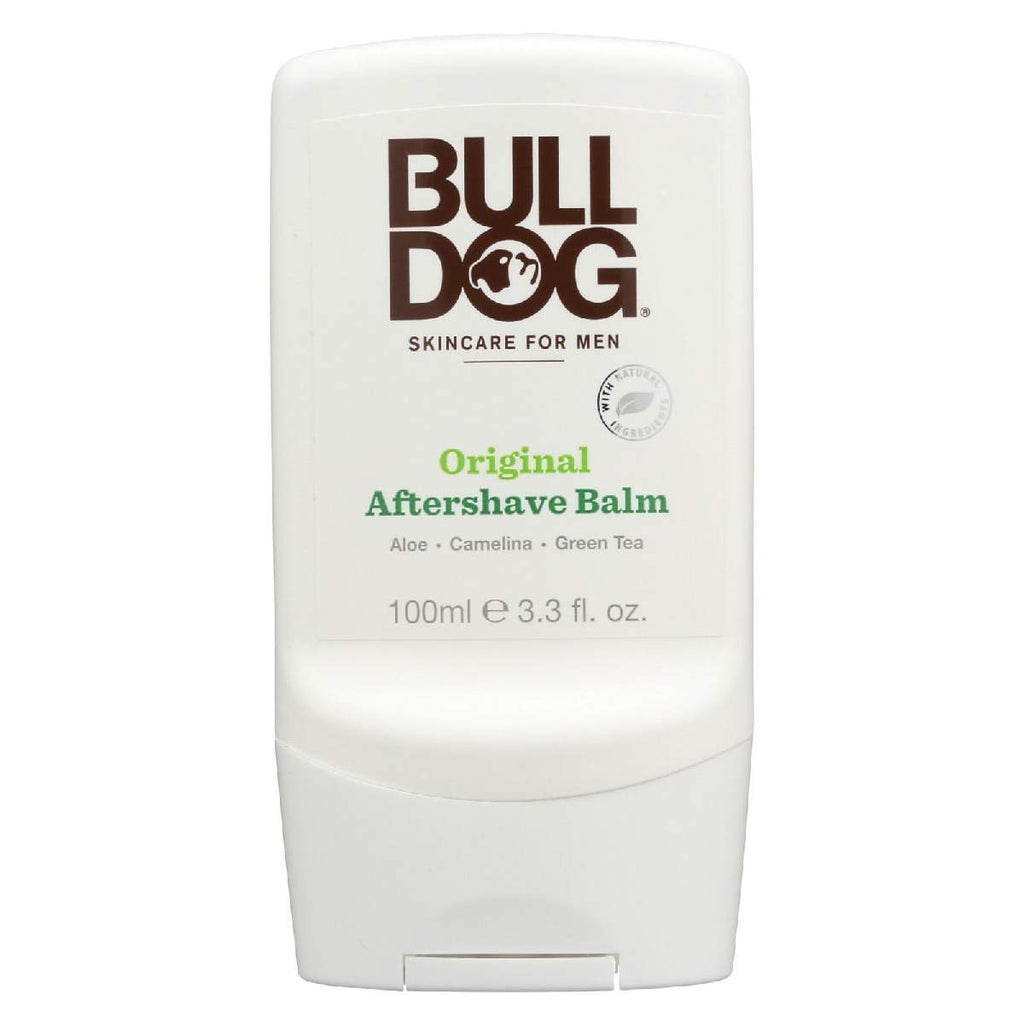 Bulldog Natural Skincare Aftershave Balm - Original - 3.3 Fl Oz