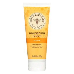Burts Bees Lotion - Nourishing - Baby Bee - Original - 6 Fl Oz