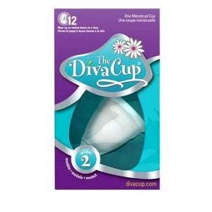 Diva Cup Menstrual Model 2 - Post Childbirth