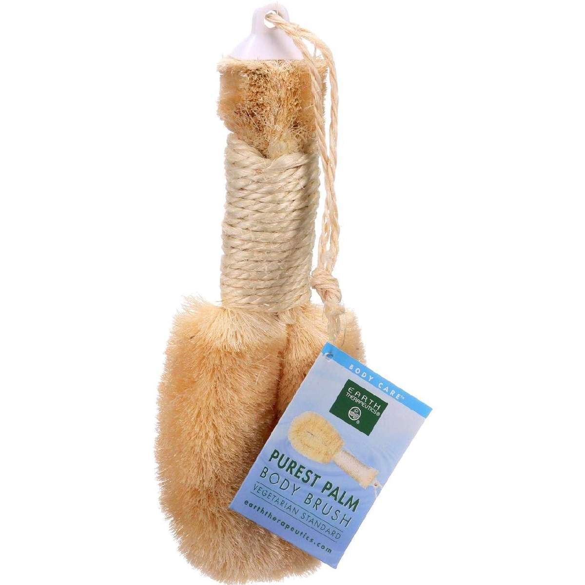 Earth Therapeutics Body Brush - Purest Palm - 1