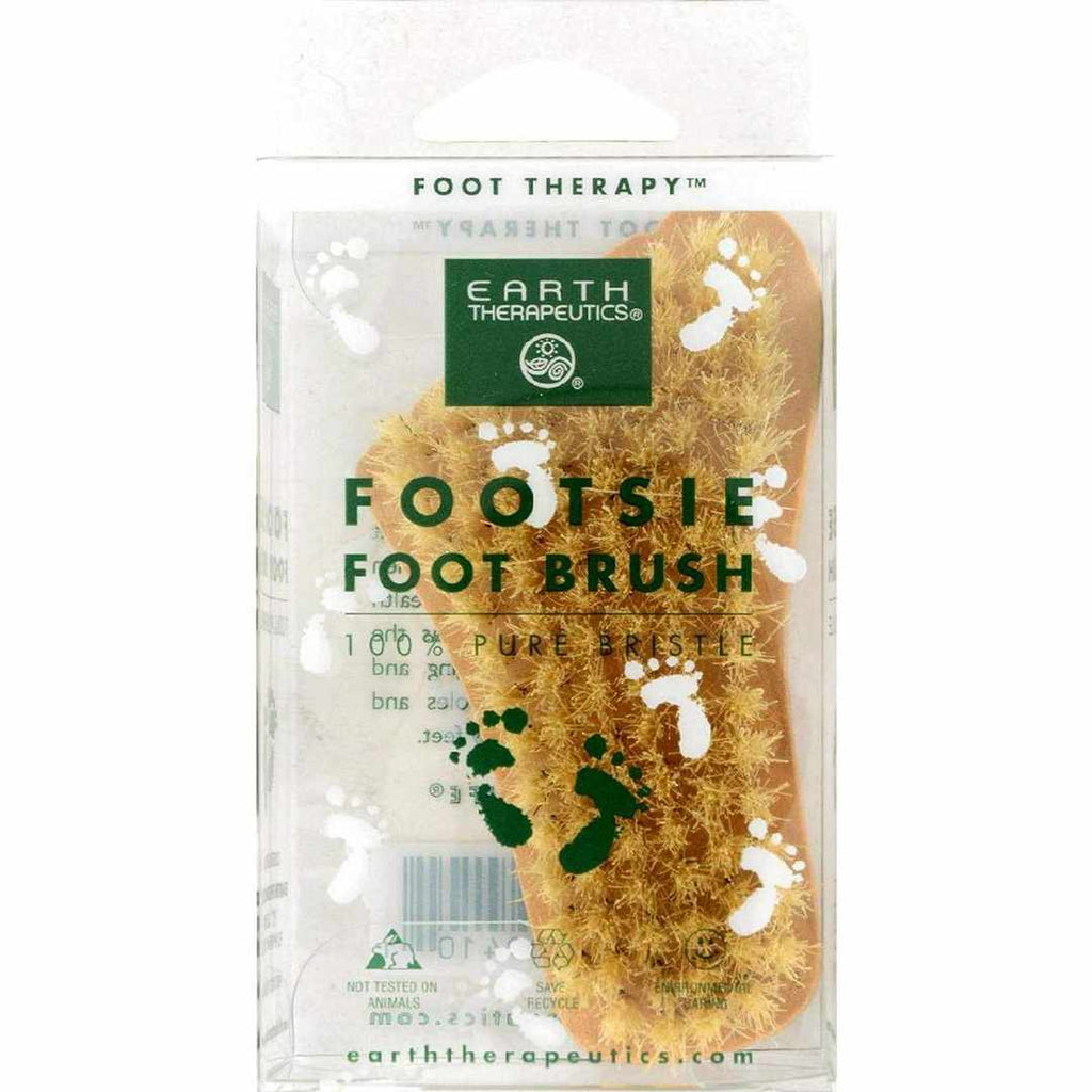 Earth Therapeutics Footsie Foot Brush - 1