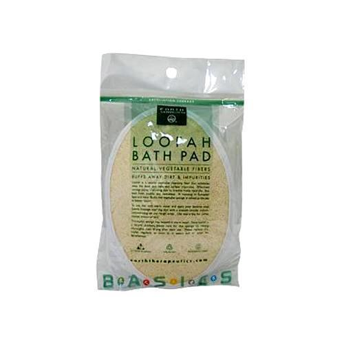 Earth Therapeutics Loofah Bath Pad - 1