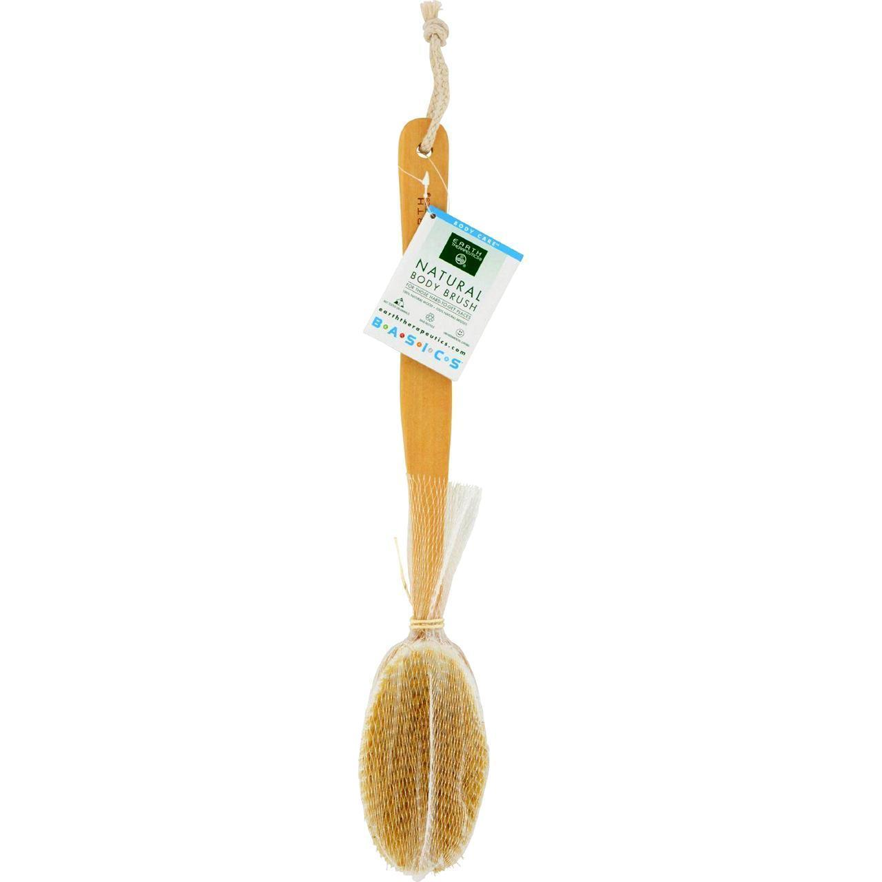 Earth Therapeutics Natural Body Brush - 1