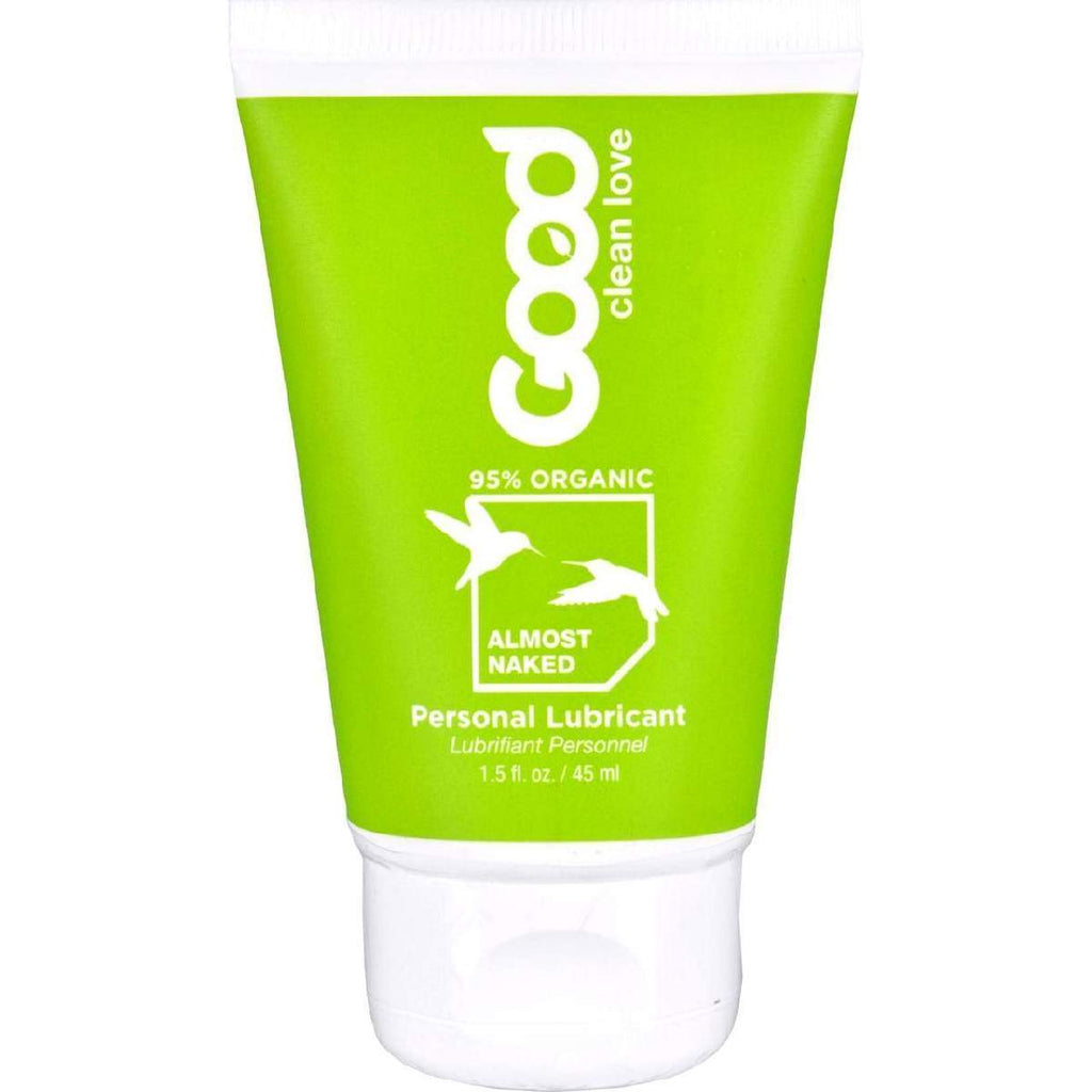 Good Clean Love Personal Lubricant - Organic - Almost Naked - 1.5 Fl Oz