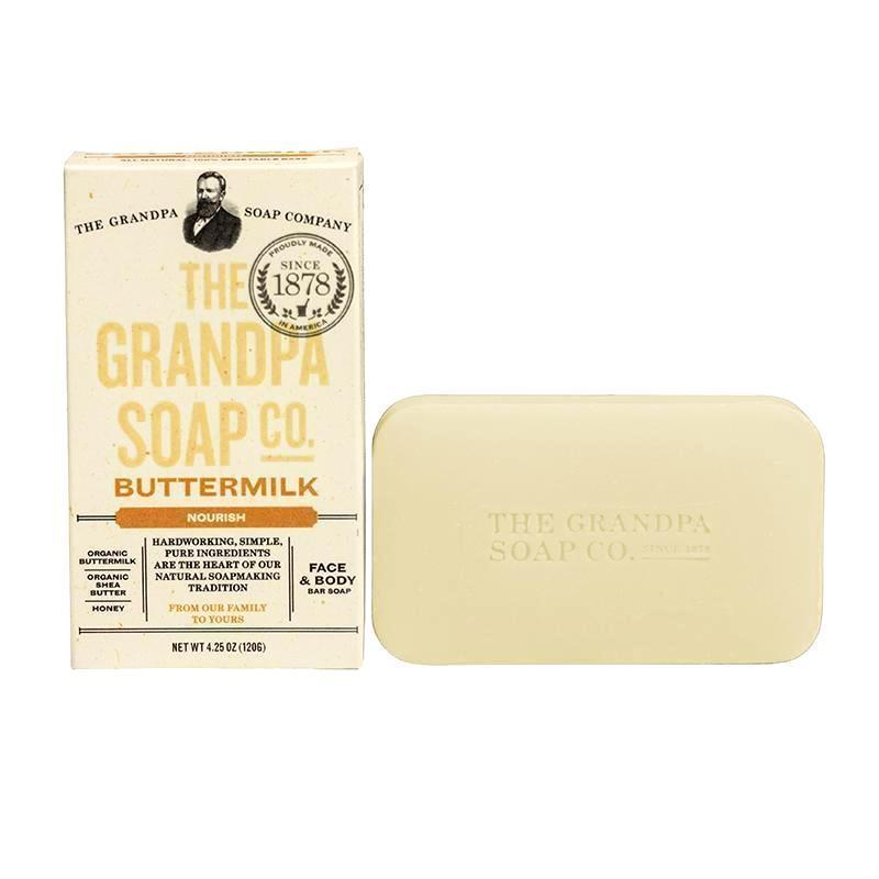 Grandpa Soap - Buttermilk - 4.25 Oz