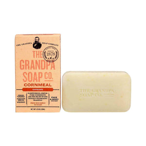 Grandpa Soap - Cornmeal - 4.25 Oz