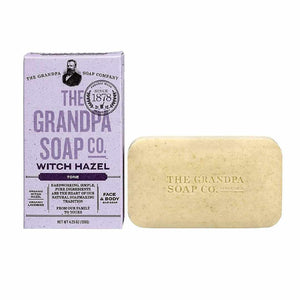 Grandpa Soap - Witch Hazel - 4.25 Oz