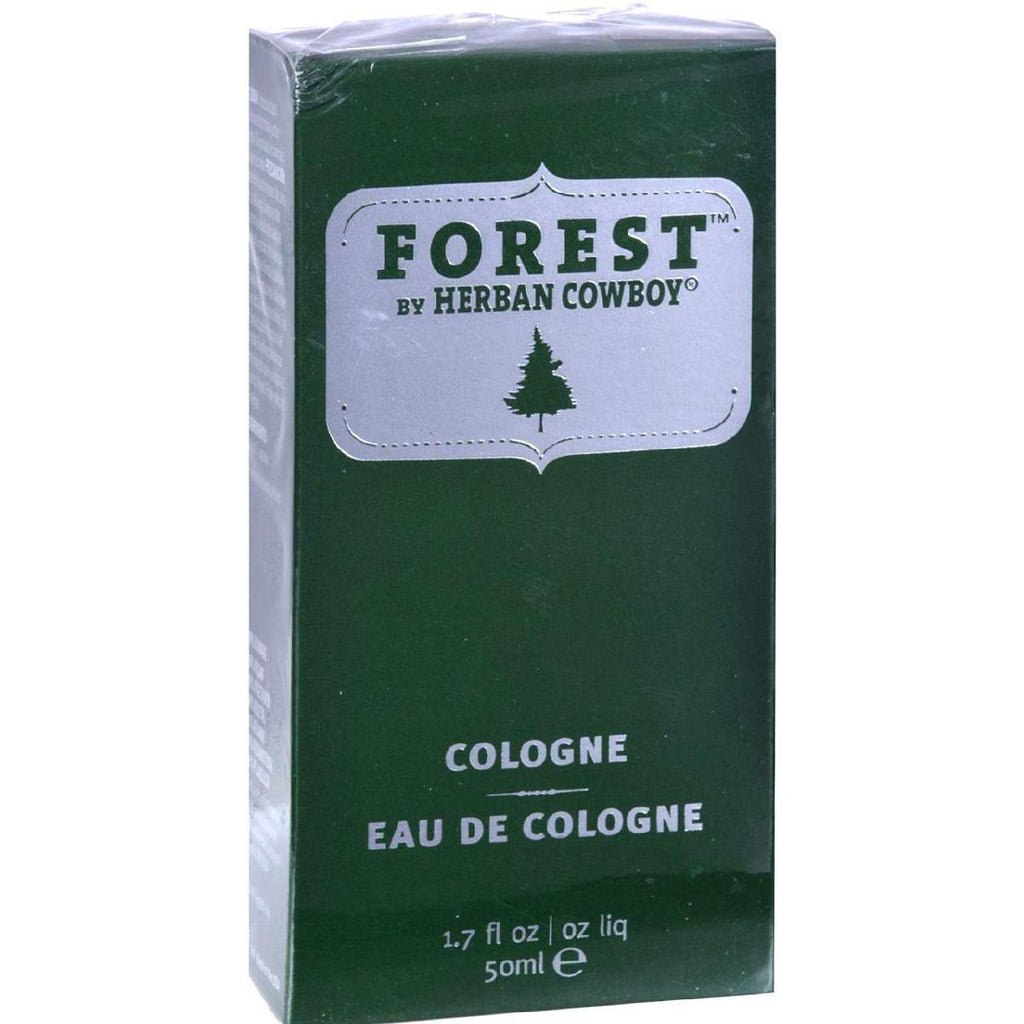 Herban Cowboy Cologne - Forest - 1.7 Fl Oz