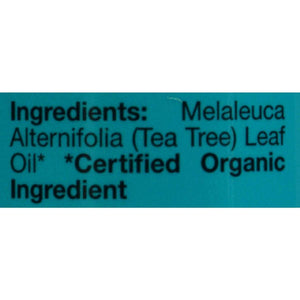 Jason Tea Tree Oil Organic - 1 Fl Oz